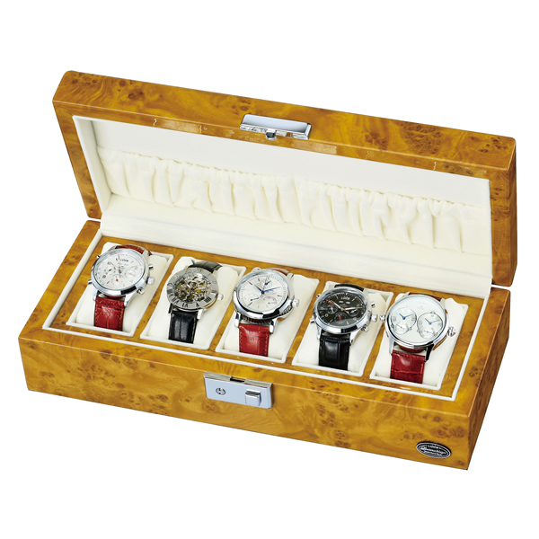 I Boil Watch Storage Case Watch Clock Case Wooden Wood And Get Out And Is And Store Men S 5 Book