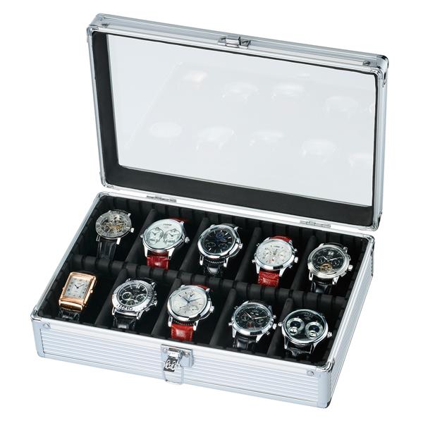 腕時計/収納ケース/腕時計/時計ケース/アルミケース/うでどけい/Men's