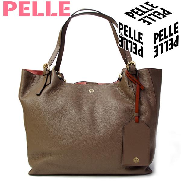 【セール】 ペレ PELLE バッグ レディース トートバッグ A4サイズ ショルダーバッグ Vivir ヴィヴィル 1001 トープ