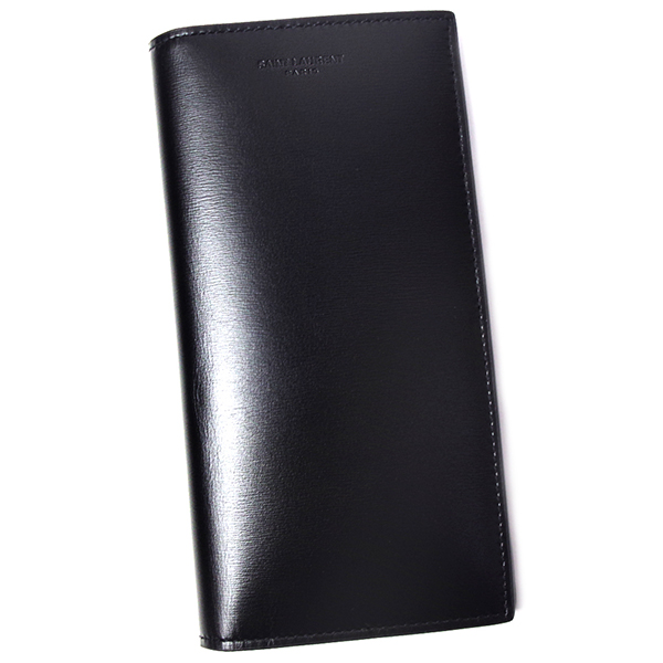 サンローラン 財布 メンズ Saint Laurent 456152 D4348 1000 ブラック