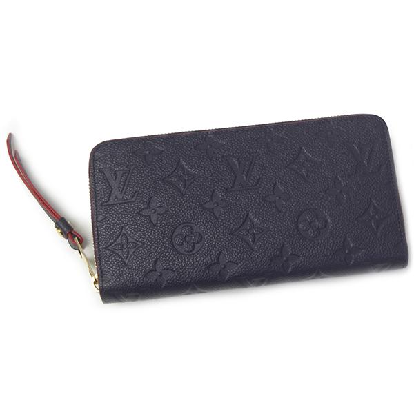 ルイヴィトン 財布 レディース LOUIS VUITTON モノグラム アンプラント M62121 マリーヌルージュ