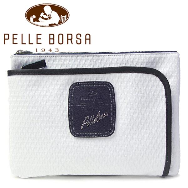 ペレボルサ バッグ アルディ 9843 ホワイト