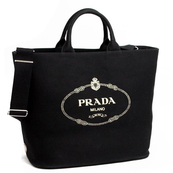 プラダ バッグ レディース PRADA CANAPA カナパ 1BG161 ZKI F0002 NERO ブラック
