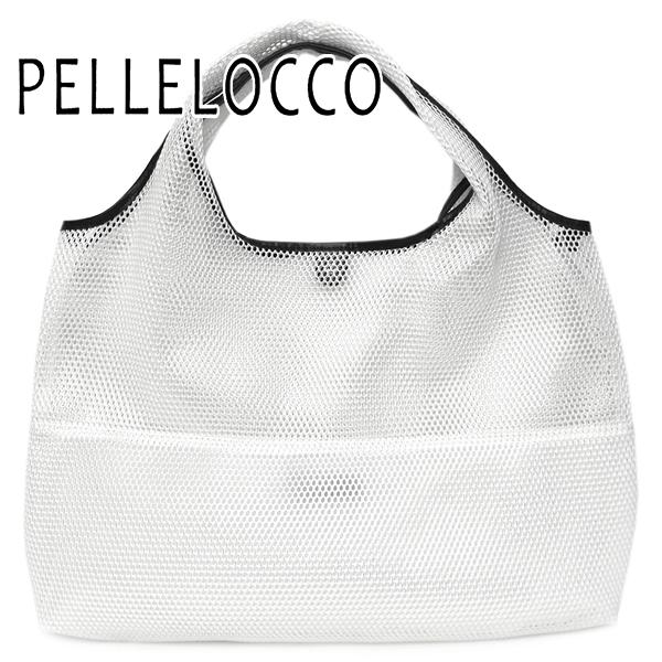 ペレロッコ バッグ レディース PELLELOCCO シャイン 1552-WH ホワイト