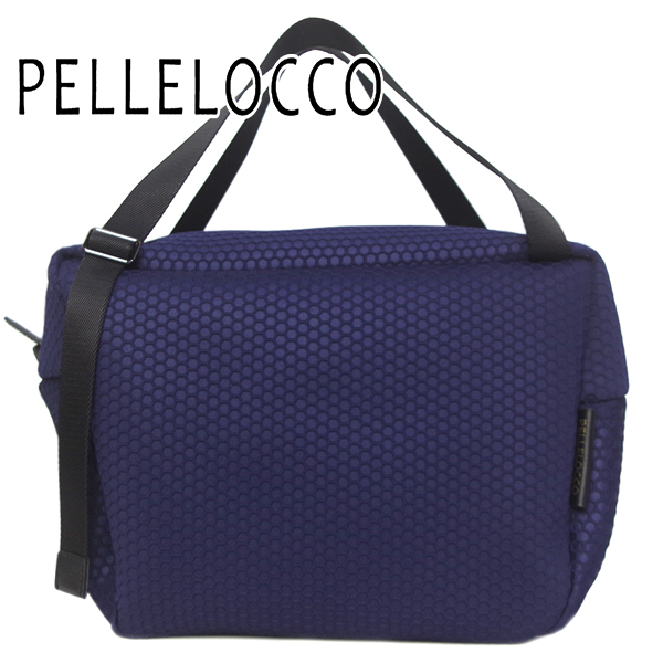 ペレロッコ バッグ レディース PELLELOCCO ハニービー 1621-NV6 ネイビー
