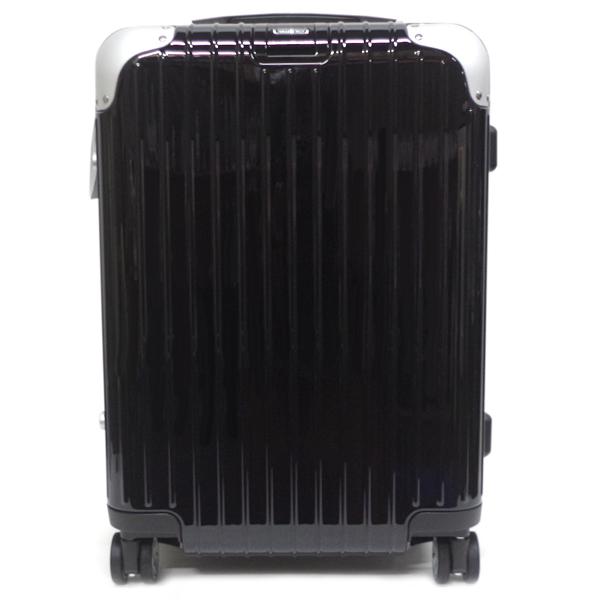 リモワ スーツケース メンズ レディース RIMOWA リンボ キャビン 88153504 37リットル ブラック