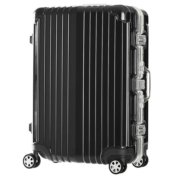 T&S スーツケース レジェンドウォーカー キャリーケース 5601-71 90リットル ブラック