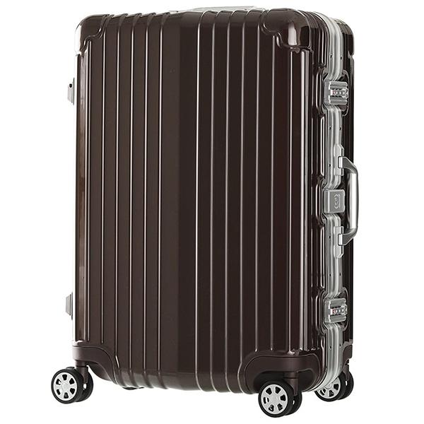 T&S スーツケース レジェンドウォーカー キャリーケース 5601-71 90リットル モカ