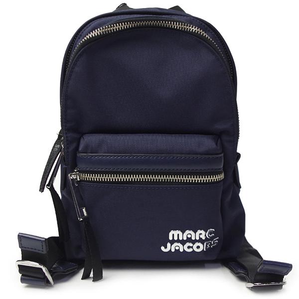 マークジェイコブス ナイロン ミニリュック レディース M0014032 415 Midnight Blue ネイビー