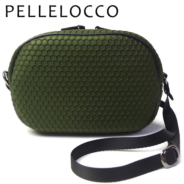 ペレロッコ バッグ レディース PELLELOCCO ハニービー 1619-KK6 カーキ6