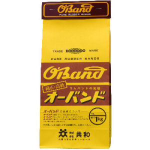 一般結束用として幅広く利用できます 共和 輪ゴム オーバンド #220 沖縄 1kg紙袋 授与 北海道 離島配送不可 GJ-206 在庫一掃
