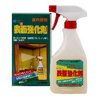 家庭化学工業 かべの表面強化剤 400ml×6本 【送料無料】
