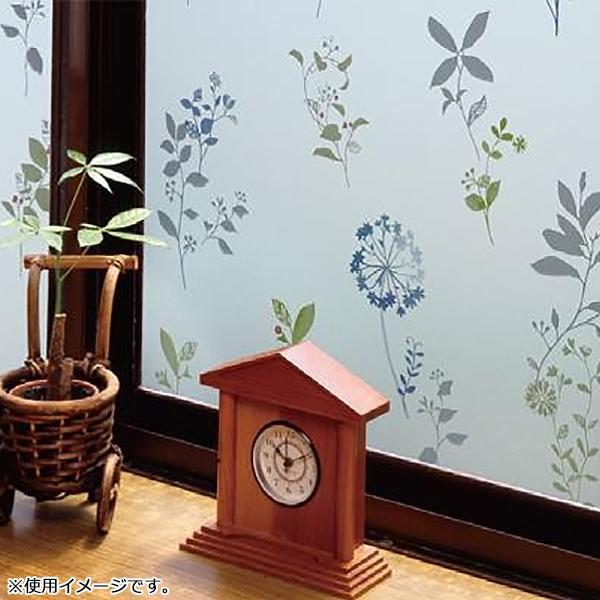 飛散防止効果のある窓飾りシート(大革命アルファ) 90cm幅×15m巻 GHR-9202【C】