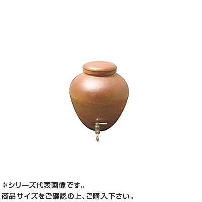酒カメ(蛇口付)ダルマ型 CL-5.4 5.4L 443029【C】