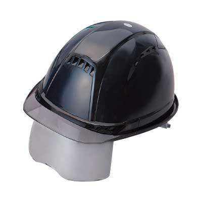 トーヨーセフティー(TOYO SAFETY) ヘルメット ヴェンティープラス 391F-S-C 紺【C】