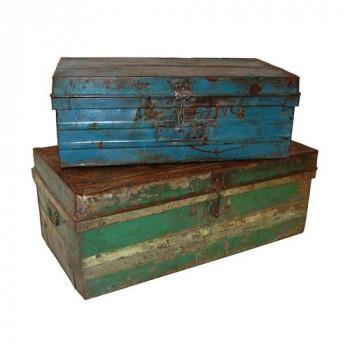 RWオールドスーツケース 65x35xH30 3s00001【C】 こちらの商品は北海道、沖縄、離島配送不可