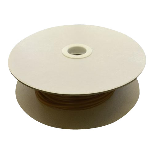 光 (HIKARI) アメゴムチューブドラム巻 8mm丸 KGA8-50W  50m【代引き不可】【C】