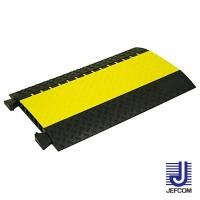 JEFCOMジェフコム 配線ケーブルプロテクター ジョイントプロテクター(マルチ連結タイプ) 直線部 922×535×50mm JTP-5435【C】