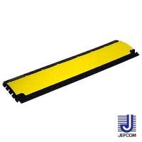 JEFCOMジェフコム ケーブルプロテクター ジョイントプロテクター(直線連結タイプ) 1020×280×32mm JTP-2817【C】