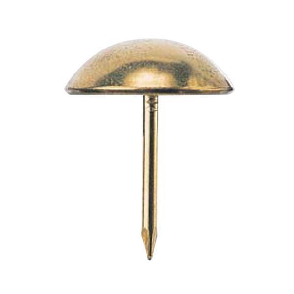 かざり鋲 銅 太鼓鋲 16×22 500本入 130119C【C】