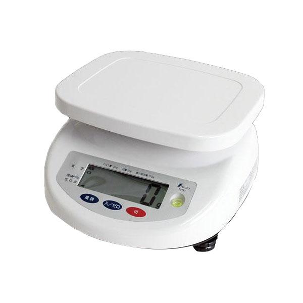 70191 シンワ デジタル上皿はかり 3kg 取引証明用【C】