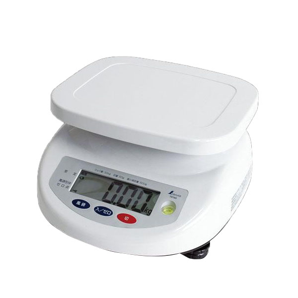 70194 シンワ デジタル上皿はかり 30kg 取引証明用【C】