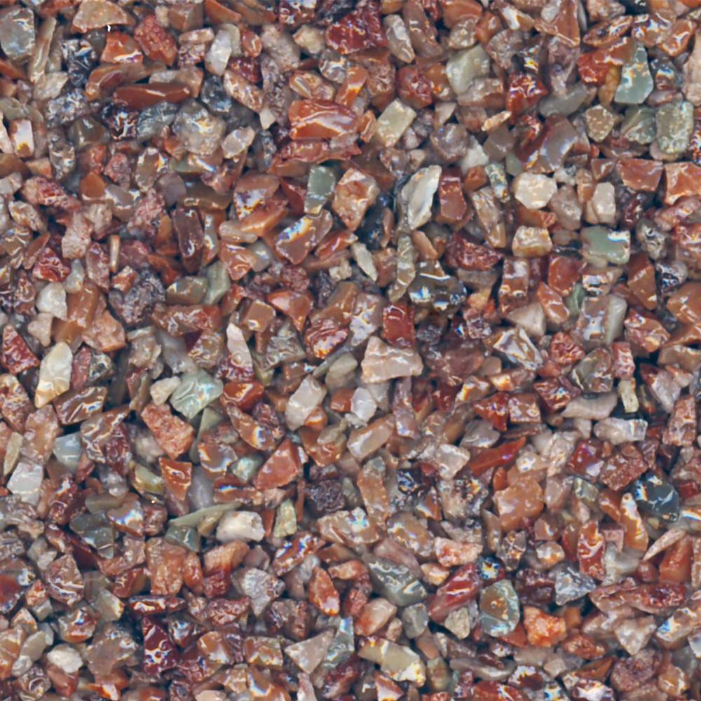 マツモト産業 乾燥砂利 新紅サンゴ(しんべにさんご) 1~3mm内外 20kg【代引き不可】【C】