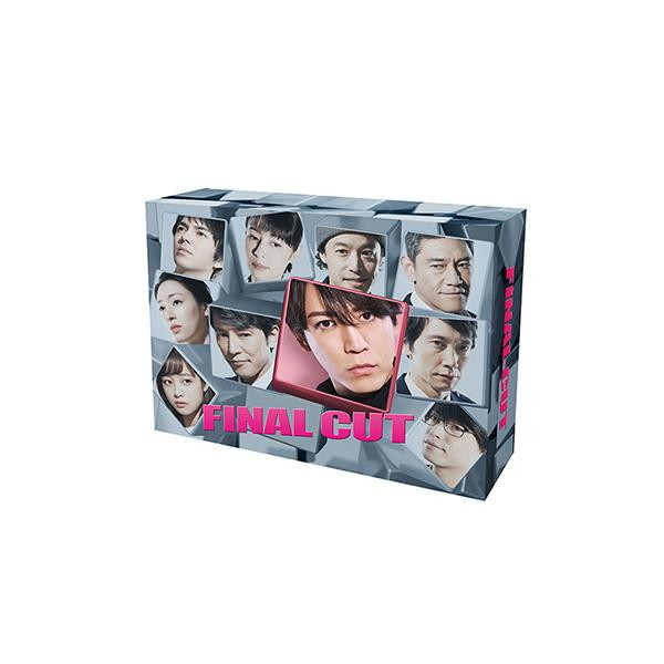 邦ドラマ FINAL CUT DVD-BOX TCED-3995【C】