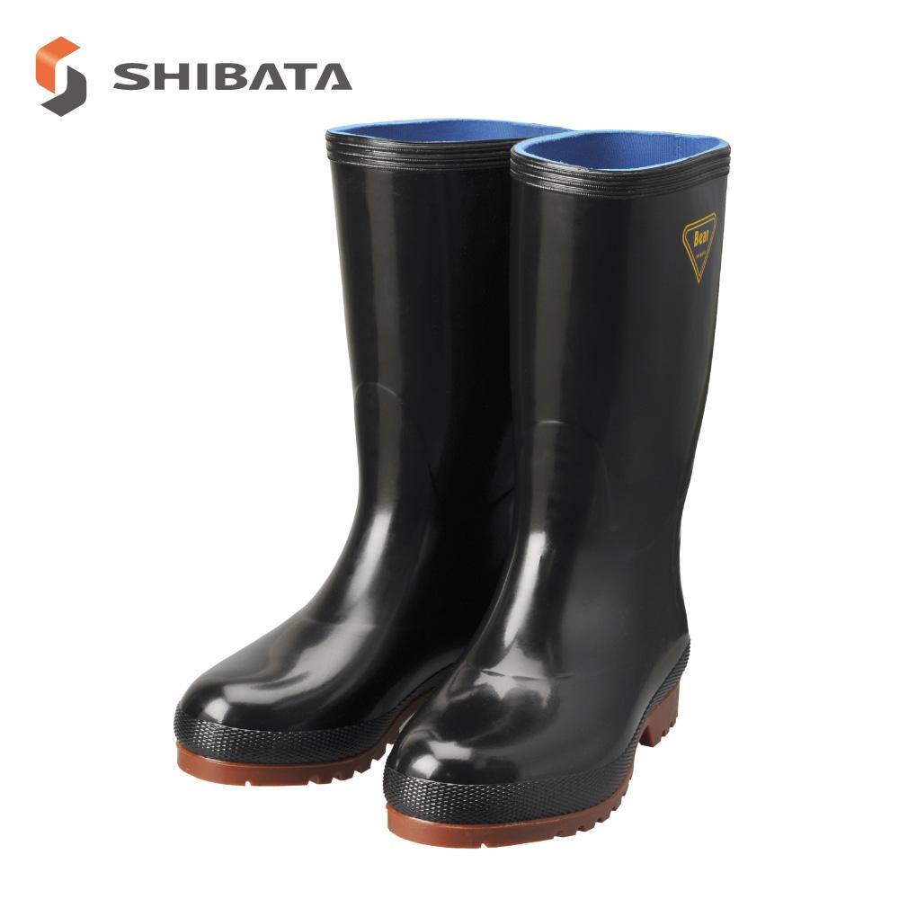 SHIBATA シバタ工業 防寒長靴 NC050 防寒ネオクリーン長1型 24.5センチ【C】