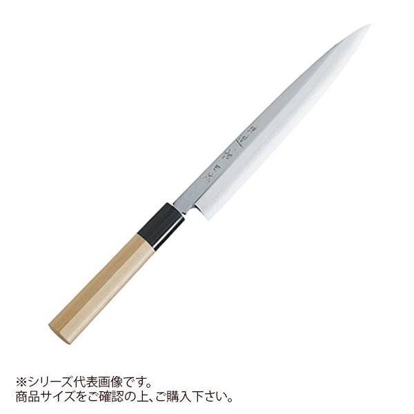特選神田作 和包丁 柳刃210mm 129136【C】