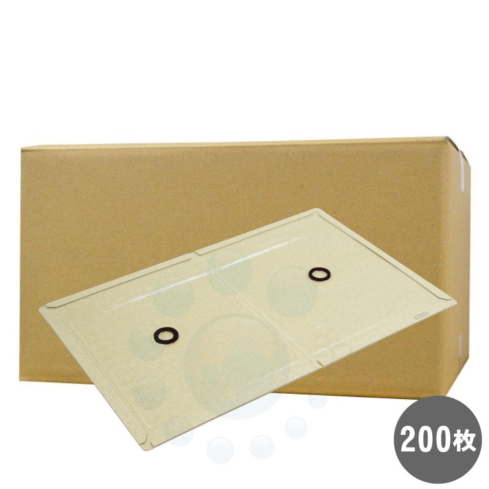 【2ケース購入で割引価格】激安粘着板 業務用ネズミ捕りEL 100枚×2ケース ネズミ捕り粘着シート ねずみ駆除・ネズミとりもち 【送料無料】