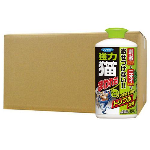 強力 猫まわれ右 粒剤 900g×12個 グリーンの香り 【北海道・沖縄・離島配送不可】