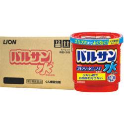 ライオン 水ではじめるバルサン 12-16畳用 [25g]×30個【第2類医薬品】【ケース販売】