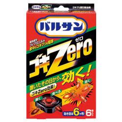 ライオン バルサン ゴキZero [1.5g×6個入]×30個 【防除用医薬部外品】【ケース販売】