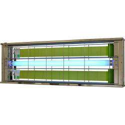 捕虫器 ムシポンMPX-2000 吊り下げ式誘引捕虫機 [MPX2000 食品工場 印刷工場 トラップ]【送料無料】