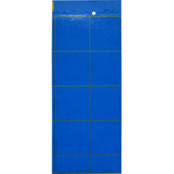 アザミウマ類駆除 虫取りシート・ブルー[10枚入り×40個/ケース] お買い得ケース購入 RCP】【送料無料】