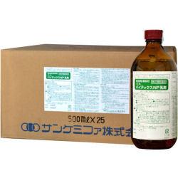 三丸バイテックスNP乳剤 500ml×25本 ケース販売 【第2類医薬品】【送料無料】