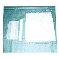 見学者セット1[LLサイズ・3点/袋×100袋[100セット/ケース] 工場見学におすすめ! 【送料無料】