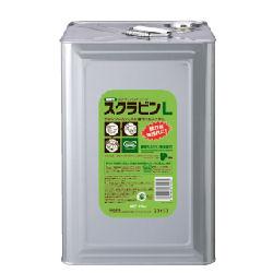 サラヤ スクラビンL [23153] 17kg 植物性スクラブハンドソープ【送料無料】