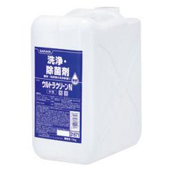 サラヤ ウルトラクリーンN [31671] 10kg 洗浄・除菌剤 ※代引き不可※【送料無料】