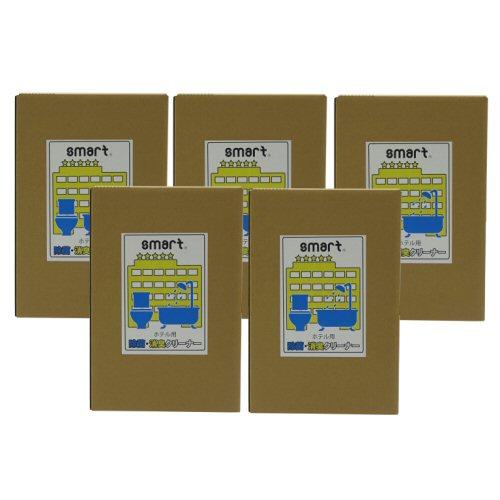 スマート 除菌・消臭クリーナー〈ホテル用〉 18L×5本 [ 清掃、除菌、消臭 ] [ 安定化次亜塩素酸水 ]