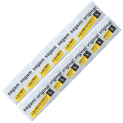 サガミオリジナル002 Lサイズ 10個入×12箱 ポリウレタン コンドーム うすい やわらかい