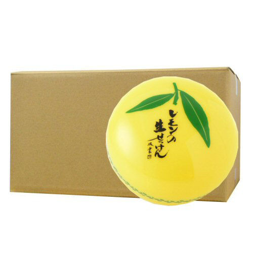UYEKI(ウエキ)美香柑 レモンの生せっけん 50g×72個ケース 【北海道・沖縄・離島配送不可】