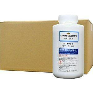 アサヒシリコーン AF-147 1kg×10本 旭化学工業 シリコーン系消泡剤 【送料無料】
