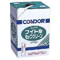 山崎産業 コンドル フイトルモップクリーン[C59-18LX-MB] 18L ※返品不可※ 【送料無料】