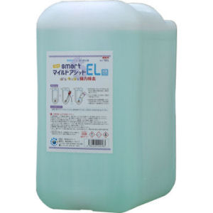 NEW スマート マイルドアシッドEL 10L スマートトイレクリーナー トイレ洗浄剤 尿石除去剤 黄ばみ除去 業務用 【送料無料】