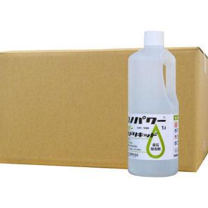業務用尿石除去剤 エコノパワー スーパーマイルドリキッド 1L×12本セット トイレの悪臭対策