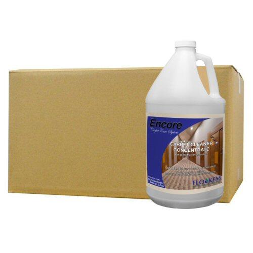 コスケム カーペットクリーナー 3.78L×4本 [エクストラクター専用アルカリ性カーペット洗剤]
