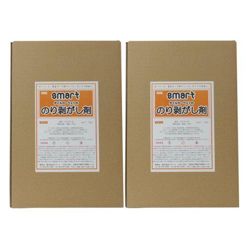 スマート のり剥がし剤 18L×2本 【北海道・沖縄・離島配送不可】