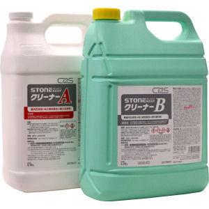 シーバイエス ストーンキープクリーナー A・B 各3.78L 石床管理製品 【送料無料】